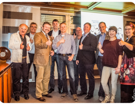 Besichtigung des BTZ in Bayreuth und Treffen mit Kammerpräsident Thomas Zimmer